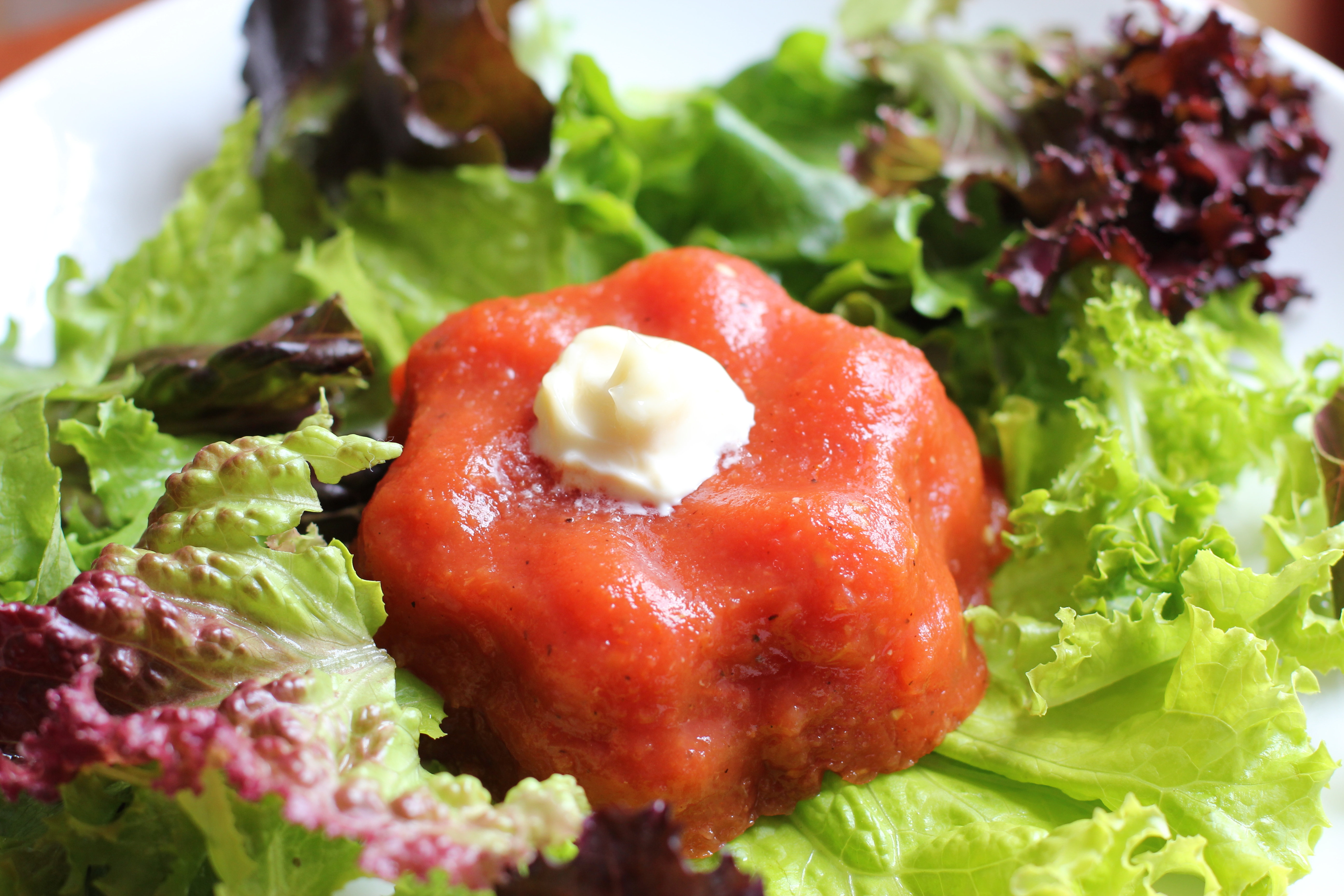 Vegetable aspic jelly recipe a classic dish from britain