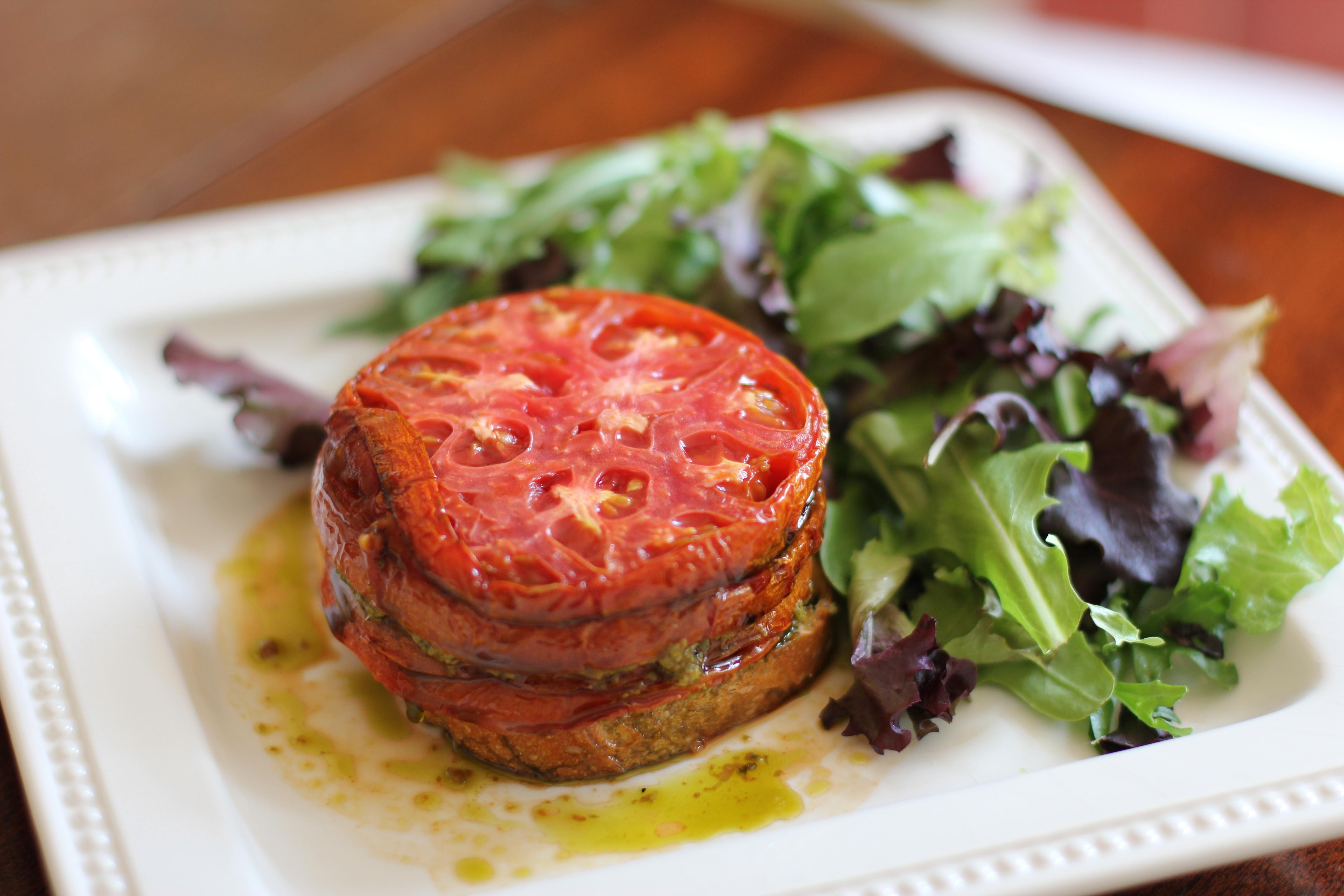 Tomato Tatin Recipe